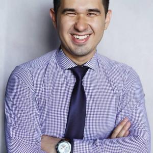 Аватар пользователя Тимур Холмухамедов